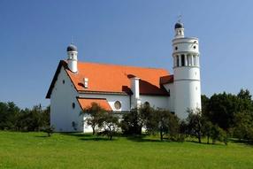 Plečnnikova cerkev Bogojina